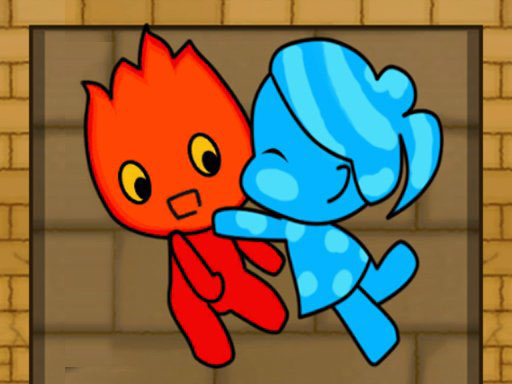 Play Red Boy and Blue Girl Online