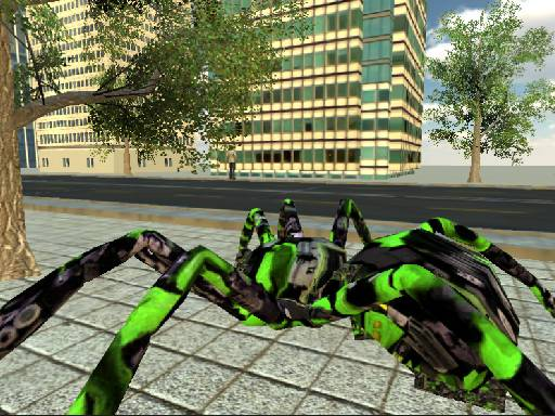Play Spider Robot Transformation Online