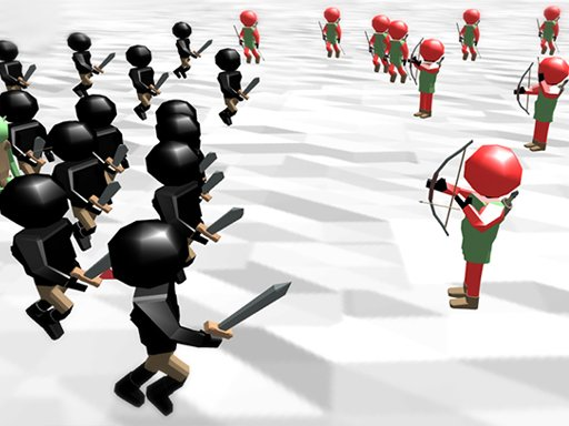 Play Stickman Simulator: Final Battle!! Online