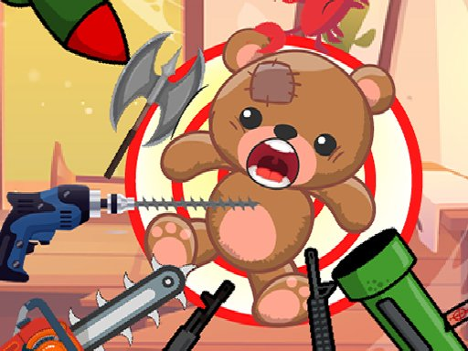 Play Kick The Teddy Bear Online