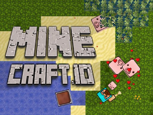 Play Mine-Craft.io Online