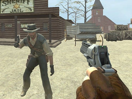 Play Wild West Gun Game Online