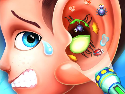 Play Ear Doctor Game Online