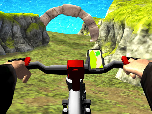 Play Real MTB Downhill 3D Online