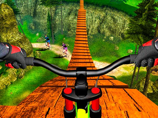 Play UPHill OffRoad Bicycle Rider Online